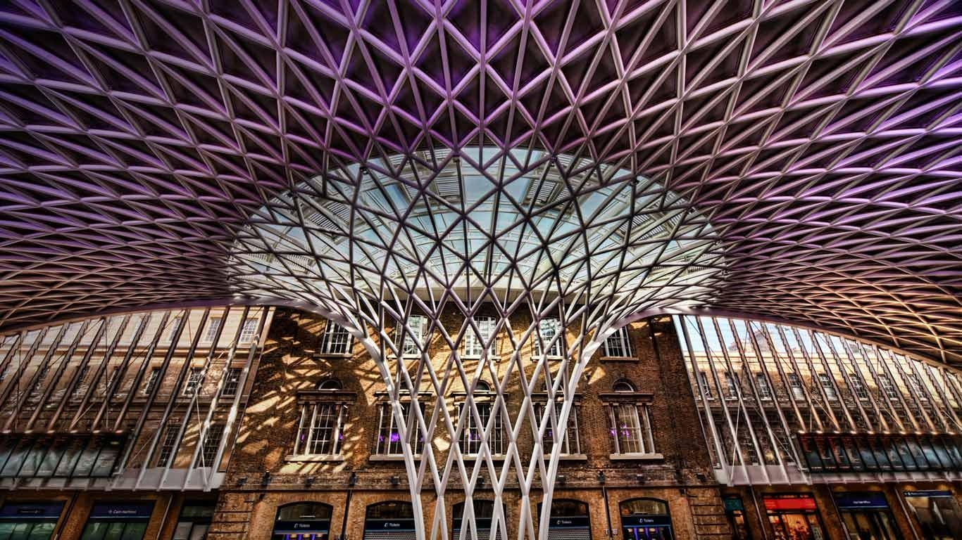 Consigne Bagages Londres Gare King's Cross