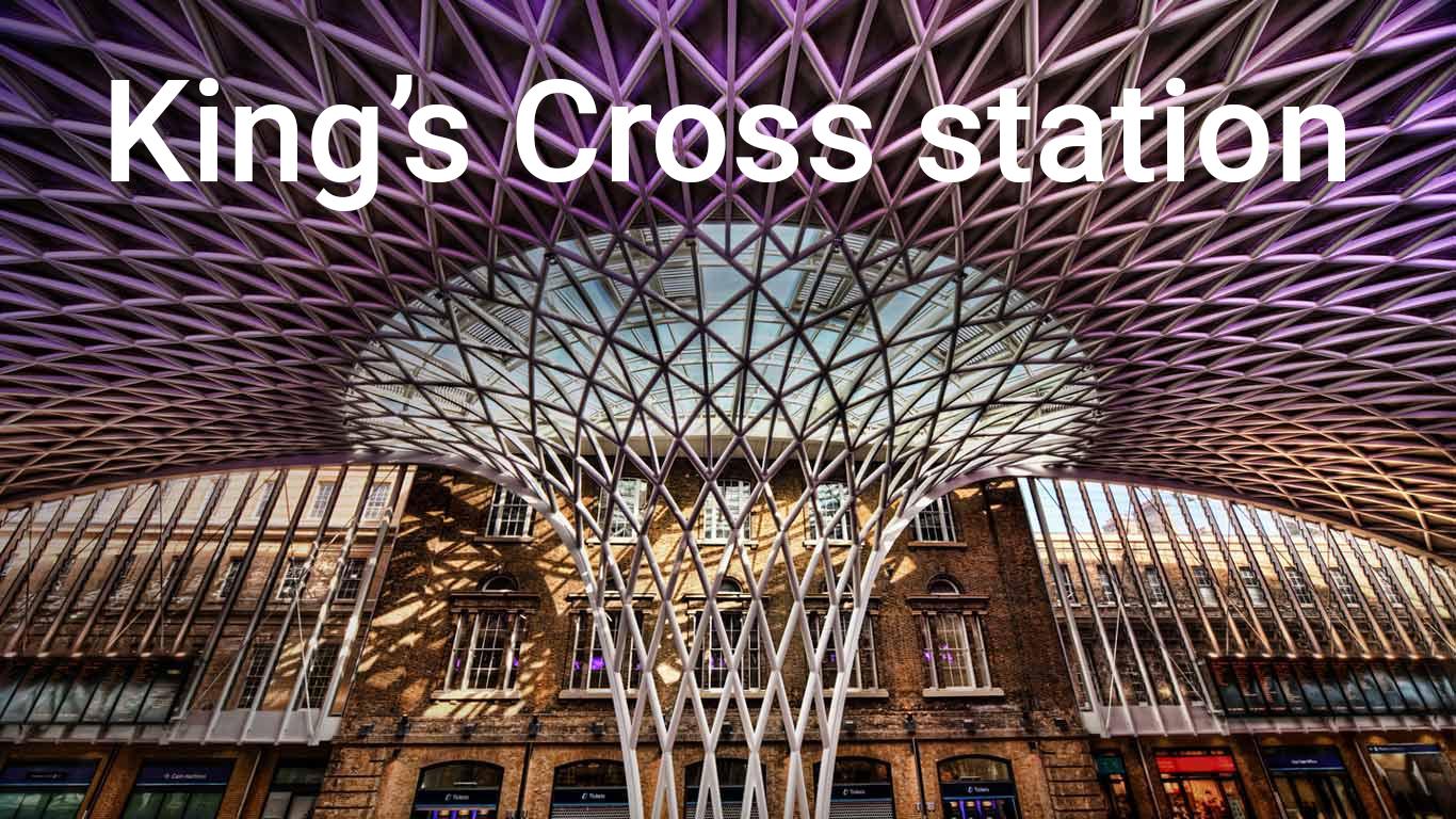 London Kings Cross Station Luggage Storage