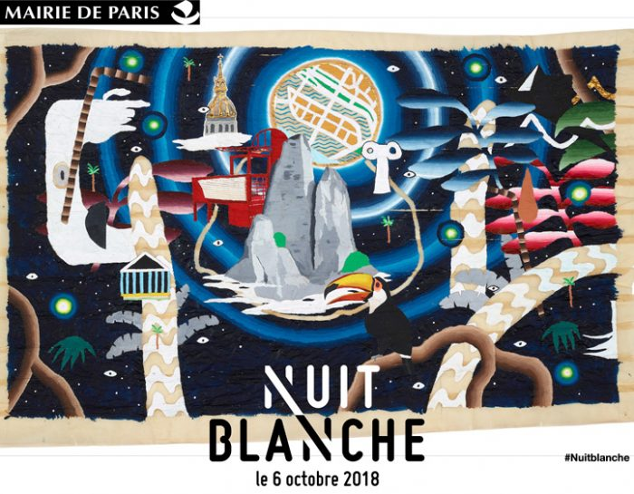 Nuit Blanche 2018 : Must-see events !