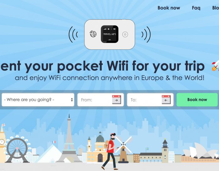 Travel wifi, premium pocket wifi rentals in Europe!