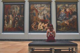 Museum in Paris