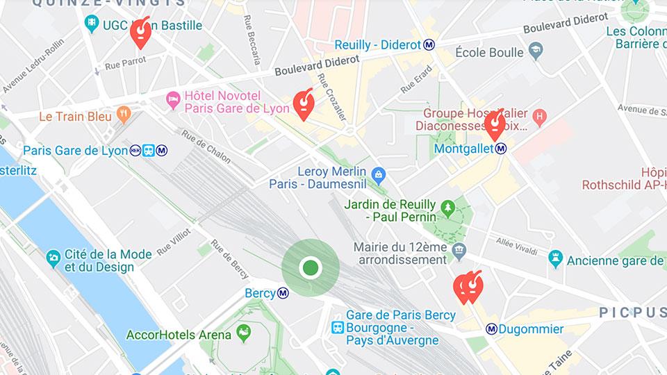 Gare Bercy