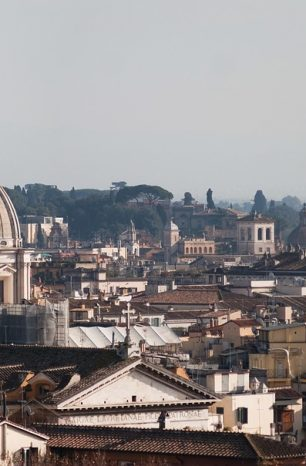 Rome, the city of Ancient Wonders