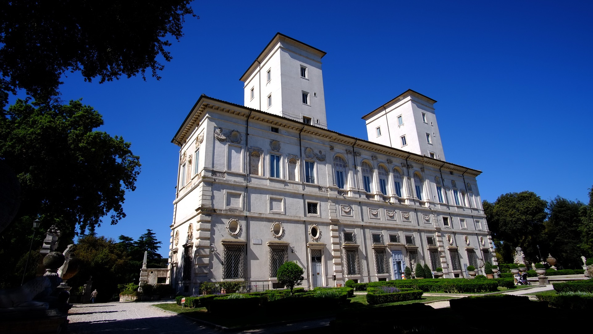 Museo e Galleria Borghese, Rome
