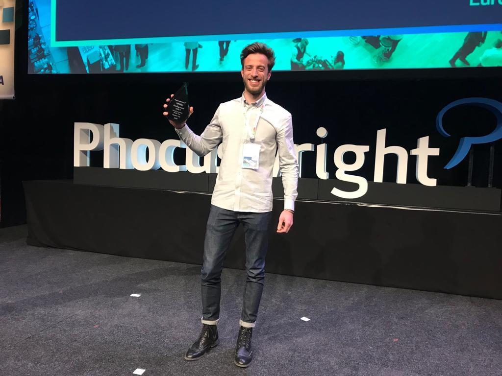 Nannybag Phocuswright Battleground EMEA 2019
