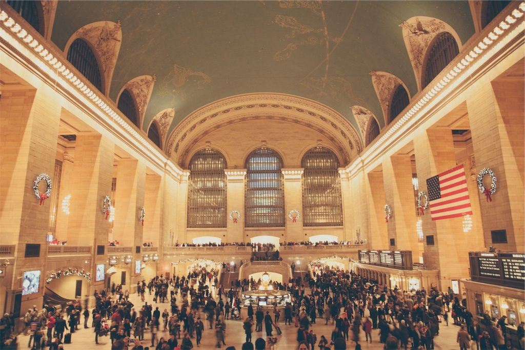 Trouver des consignes à bagages près de Grand Central Station