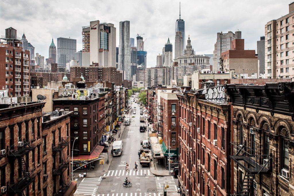 Consigne à bagage Manhattan