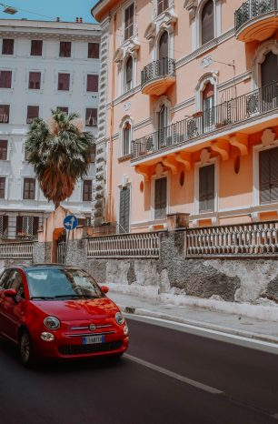 Off the beaten track: Rome