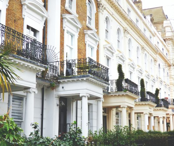 The best places to stay in London